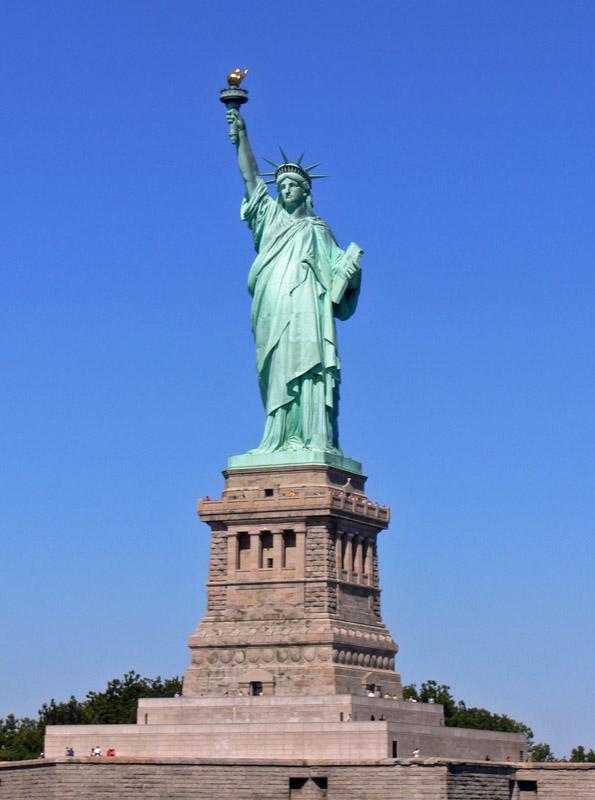 Statue of Liberty Statue of Liberty... 自由の女神